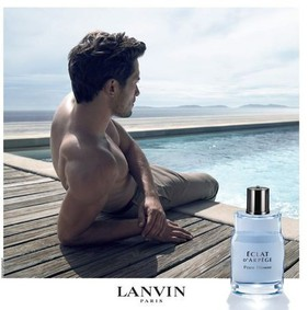 Постер Lanvin Éclat d'Arpège pour Homme