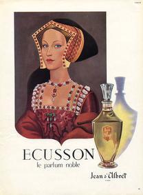 Постер Jean D'Albret Ecusson