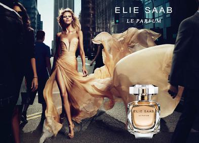 Постер Elie Saab Le Parfum
