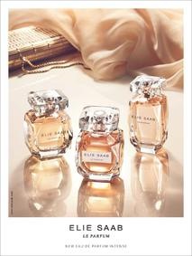Постер Elie Saab Le Parfum Intense