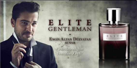 Постер Avon Elite Gentleman