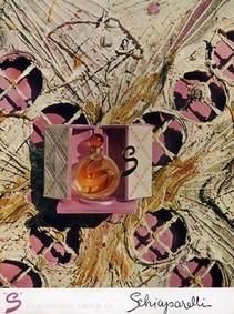 Постер Elsa Schiaparelli S Parfum