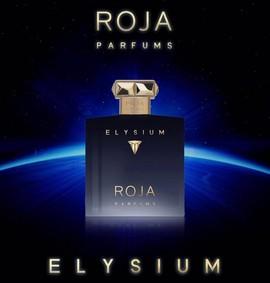 Постер Roja Parfums Elysium Pour Homme