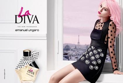 Постер Emanuel Ungaro La Diva
