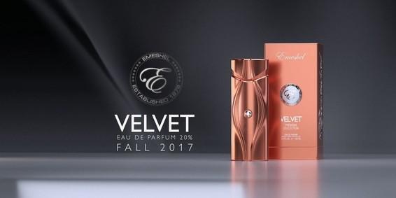Постер Emeshel Velvet