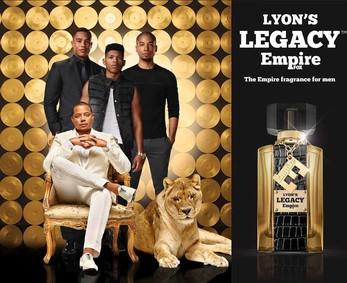 Постер Empire Fragrance Lyon`s Legacy