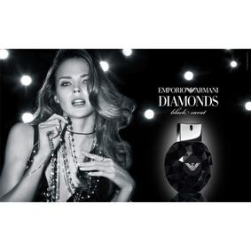 Постер Emporio Armani Diamonds Black Carat for Women