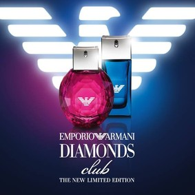 Постер Emporio Armani Diamonds Club For Him