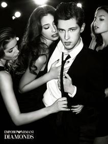 Постер Emporio Armani Diamonds for Men