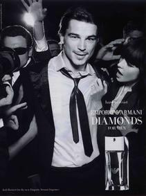 Постер Emporio Armani Diamonds for Men