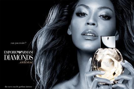 Постер Emporio Armani Diamonds Intense