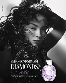 Постер Emporio Armani Diamonds Violet