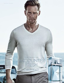 Постер Calvin Klein Encounter Fresh