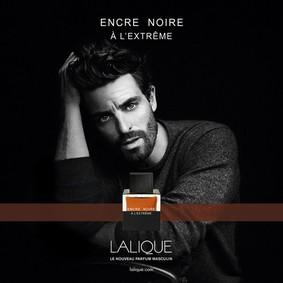 Постер Lalique Encre Noire A L'Extreme