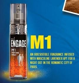 Постер Engage M1
