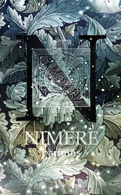 Постер Nimere Parfums English Novel