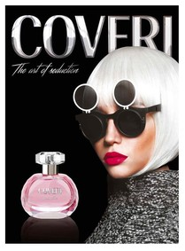 Постер Enrico Coveri Coveri Pour Elle