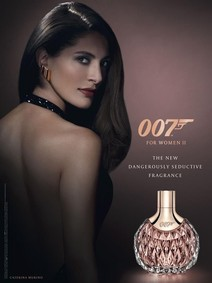 Постер Eon Productions James Bond 007 For Women II