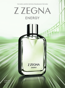 Постер Ermenegildo Zegna Z Zegna Energy