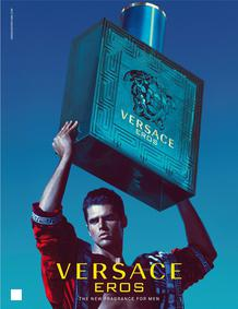 Постер Versace Eros