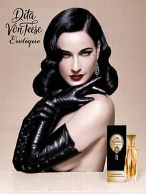 Постер Dita Von Teese Erotique