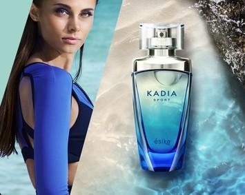 Постер Esika Kadia Sport