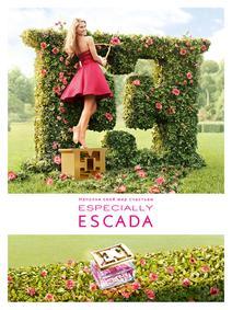 Постер Especially Escada