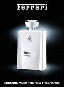 Постер Ferrari Essence Musk