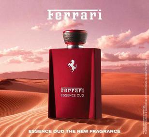 Постер Ferrari Essence Oud