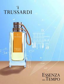 Постер Trussardi Essenza Del Tempo