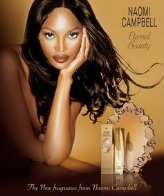 Постер Naomi Campbell Eternal Beauty