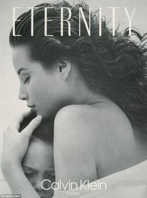Постер Calvin Klein Eternity 25th Anniversary Edition for Women