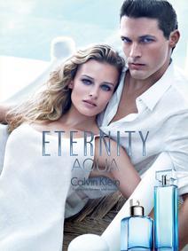Постер Calvin Klein Eternity Aqua