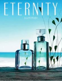 Постер Calvin Klein Eternity for Men Summer 2008