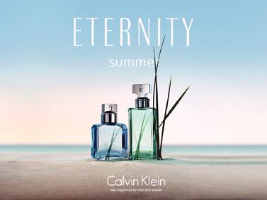 Постер Calvin Klein Eternity for Men Summer
