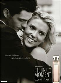 Постер Calvin Klein Eternity Moment