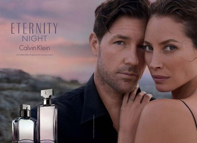 Постер Calvin Klein Eternity Night Eau de Parfum