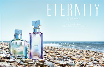 Постер Calvin Klein Eternity Summer 2013