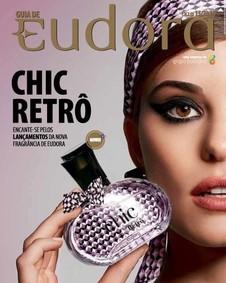 Постер Eudora Chic Retrô