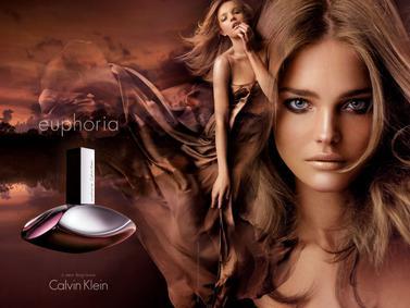 Постер Calvin Klein Euphoria