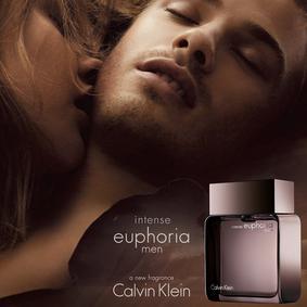 Постер Calvin Klein Euphoria Men Intense