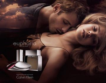 Постер Calvin Klein Euphoria Men