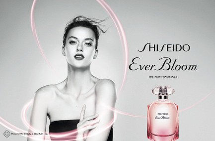 Постер Shiseido Ever Bloom