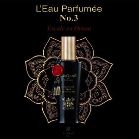 Постер Evidens de Beaute L'Eau Parfumée No. 3 Escale En Orient