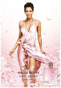 Постер Halle Berry Exotic Jasmine