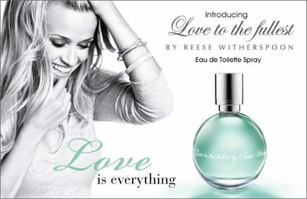 Постер Avon Expressions by Reese Witherspoon Love to the Fullest