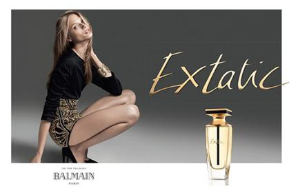 Постер Balmain Extatic Eau De Parfum