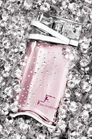 Постер Salvatore Ferragamo F for Fascinating Crystal Edition