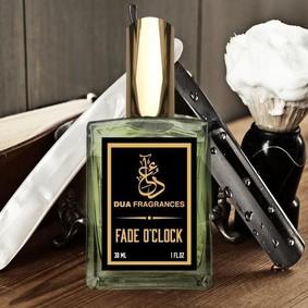 Постер Dua Fragrances Fade O'Clock