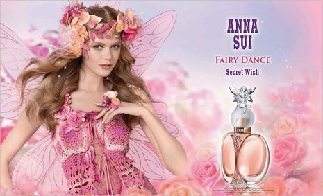 Постер Anna Sui Fairy Dance Secret Wish